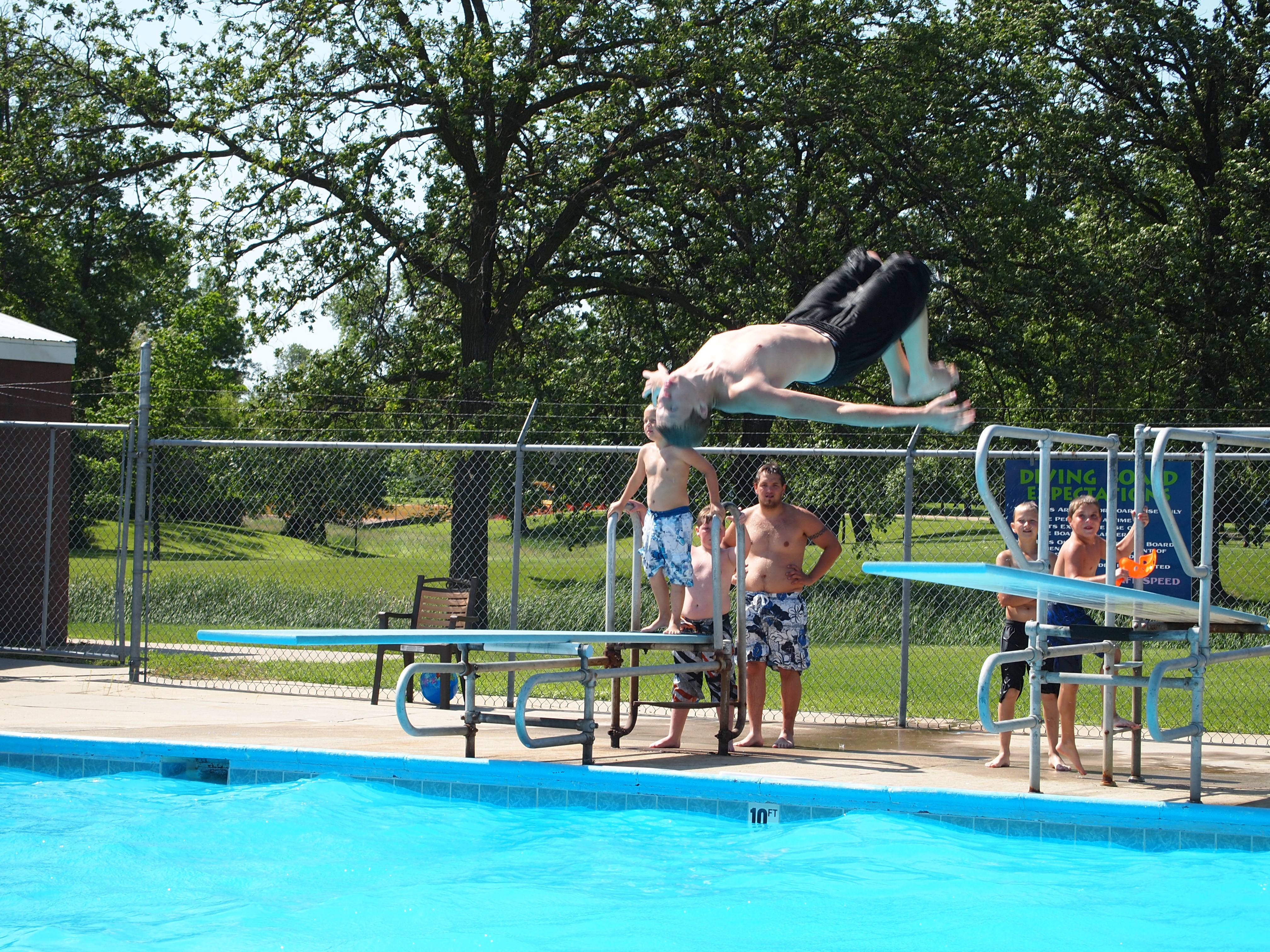 Public Swimming Pools With Diving Boards local attractions - official website of warren, minnesota