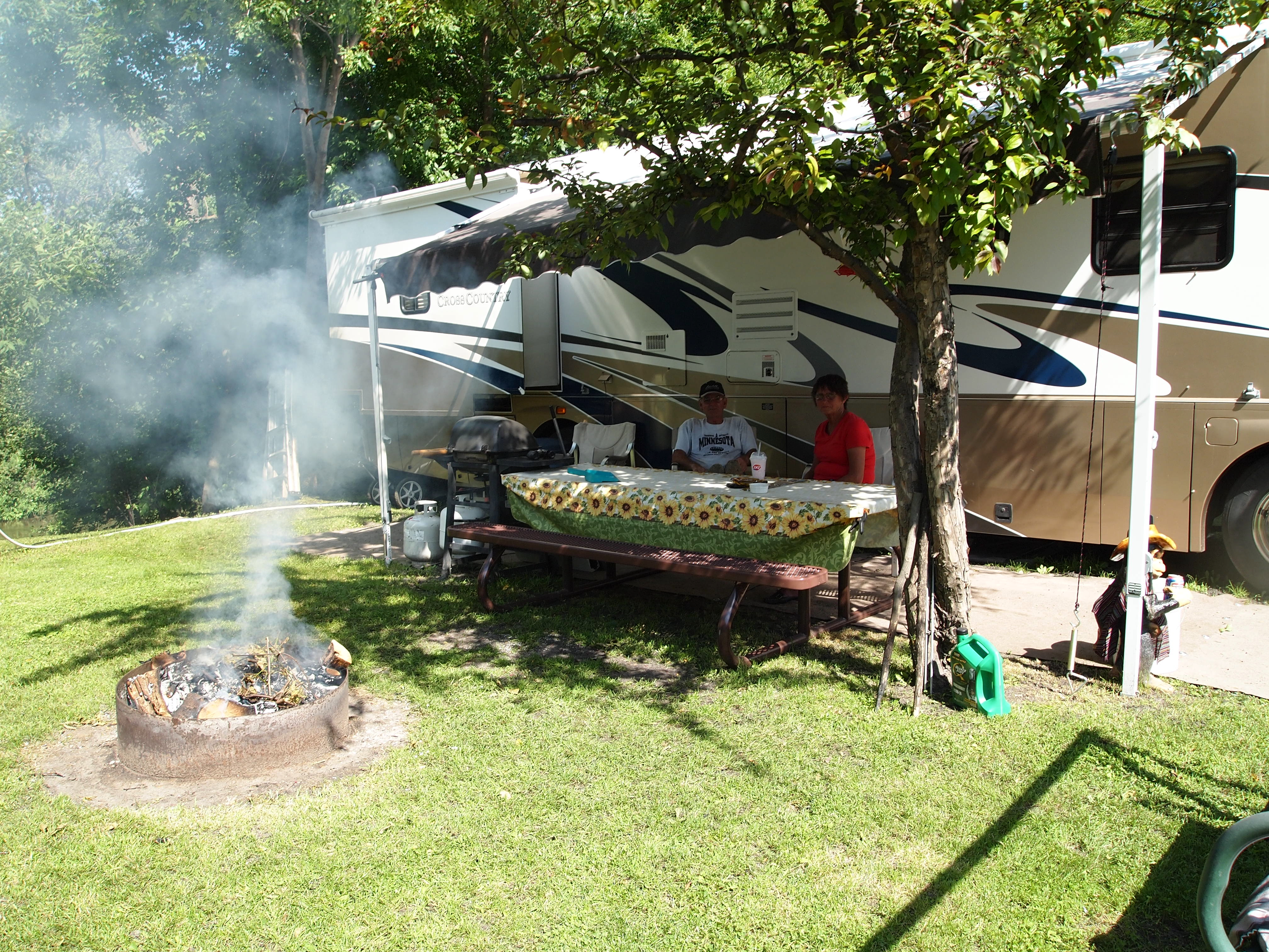 Warren Holiday Campgrounds Best Kept Secret In NW MN